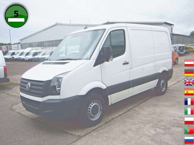 VOLKSWAGEN Crafter 30 2.0 TDI L1H1 Kastenwagen - Photo 2