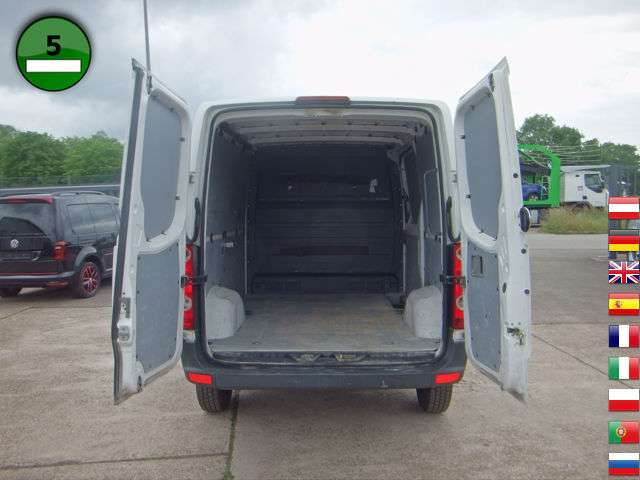 VOLKSWAGEN Crafter 30 2.0 TDI L1H1 Kastenwagen - Photo 5
